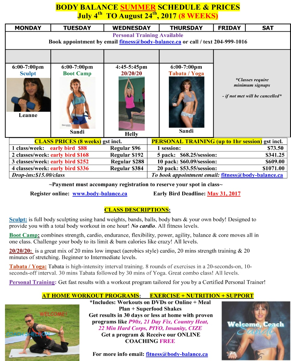 Body Balance Summer Schedule July & August 2017.pdf